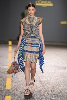 Central Saint Martins Ba Spring/Summer 2015 Ready-To-Wear Collection | British Vogue