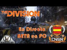 The Division BETA en Ultra PC Diferido del segundo Directo