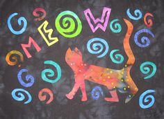 Modern Mola av Tamara Schultz  https://www.facebook.com/Tamarama.Quilting?fref=ts