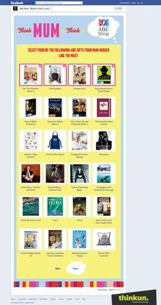 ABC Shop Mother's Day 2013 E-Card App