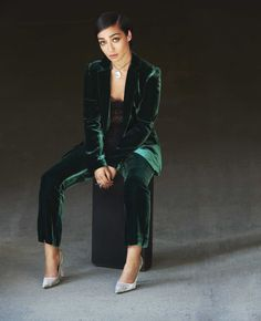 You Know Who Does Have the Range? Ruth Negga