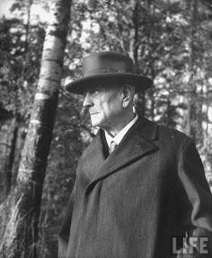 Jean Sibelius (1865-1957, Finnish)