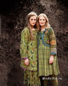 Gudrun Sjödén: Cream of Swedish Design Swedish Fashion, Quirky Fashion, Boho Fashion, Fashion Looks, Womens Fashion, Fashion Design, Pretty Outfits, Beautiful Outfits, Punto Fair Isle