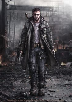 stay alive and it will be over soon Character Concept, Character Art, Concept Art, Science Fiction, Post Apocalypse, Arte Zombie, Apocalypse Character, Arte Sci Fi, Post Apocalyptic Art