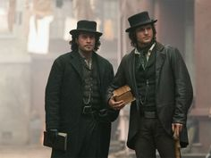 Copper - great show, totally worth watching, from BBC America.