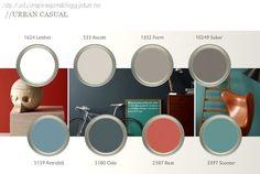 Urban-Casual-Jotun-LADY-Pure-Color