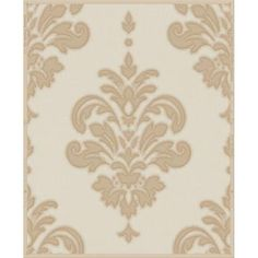 Graham and Brown 20-934 56 Square Foot - Olana Gold and Neutral - Non-Pasted Vinyl Wallpaper