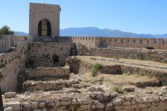 visita al Castillo de Santa Catalina en Jaén Cata, Tower Bridge, Building, Travel, Castle Ruins, Monuments, Castles, Tourism, Cities