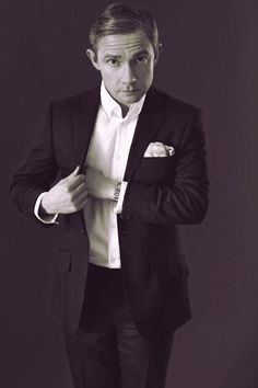 Martin Freeman. What he lacks in height he  more than makes up for in style and sass.