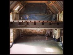 © O2i Design Limited - Sustainable Architecture - Barn conversion in Somerset - work in process