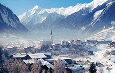 Kaprun, a great place to ski