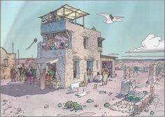 "Moebius - ""Montrouge Mystery"" 2001 Illustration 7 Stardom Edition"