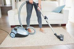 Clean Your Vacuum Cleaner