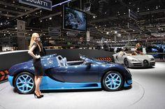 Yep, Ill take 2..  Bugatti Veyron Grand Sport Vitesse is where top speed goes topless
