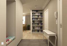 APARTAMENT NA GOCŁAWIU 120 m2 - Hol / przedpokój, styl klasyczny - zdjęcie od design me too