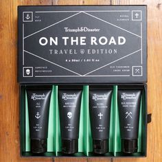 Fancy - On The Road Travel Kit by Triumph and Disaster