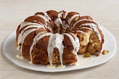 Keep it simple with our Easy Monkey Bread Recipe. This easy monkey bread includes delicious apples and ground cinnamon for fantastic flavor.