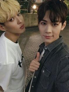 Na Ungjae & Lee Sang | #imfact #kpop #boy #naungjae #leesang