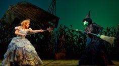 Wicked: as bruxas de Oz como você nunca viu!