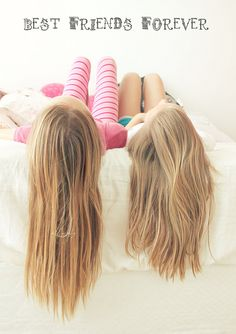 @Courtney Baker Baker Wasmund WE'RE DOING THIS WHEN OUR HAIR IS LIKE 300 FEET LONG