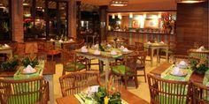 Restaurante da Pousada Sobrado da Vila de Praia do Forte