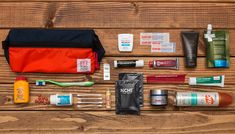 How To Assemble an Always-Ready Dopp Kit - Birchbox Men