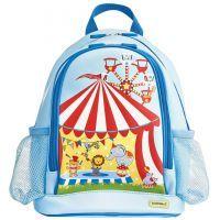 Bobble Art Circus Small PVC Backpack www.mamadoo.com.au #mamadoo #bags #kidsbackpacks