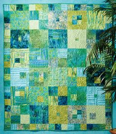 batik quilt patterns easy - hip to be square - busy bee quilt designs