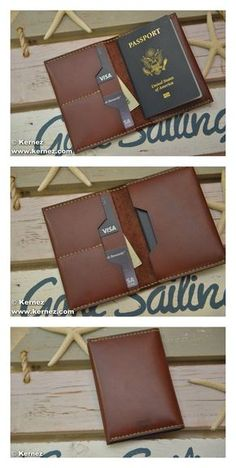 Home Keep yourself and your family organized this travel season with our original leather travel wallet. Designed to keep your most important documents safe and close at hand, this organizer holds passports, boarding passes, credit card