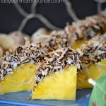 Tropical Pineapple Wedge Candy