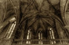 Structures in the light by Goddl, via Flickr Taken on: August 21, 2014