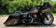 Triumph Motorcycles, Custom Motorcycles, Custom Bikes, Harley Road Glide, Harley Davidson Road Glide, Harley Davidson Bikes, Custom Street Glide, Road Glide Custom, West Coast Choppers