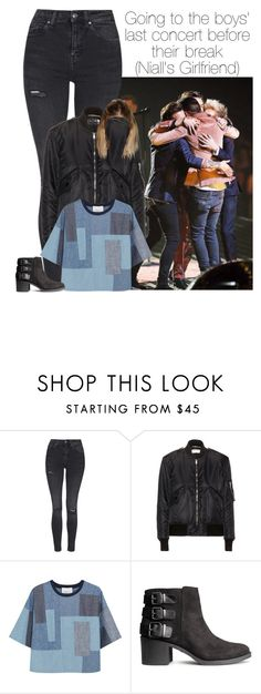 """""""One direction"""" by fashionglamstyle ❤ liked on Polyvore featuring Topshop, Yves Saint Laurent, 3.1 Phillip Lim and H&M"""