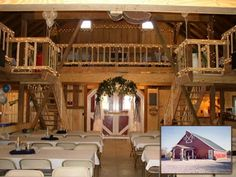 Carpenter's Country Barn in Illinois City, IL - potential location for my wedding!