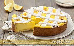 Crostata al limone ricetta passo passo