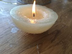 KLEEM Candle Market  Hand-poued Floating Candle