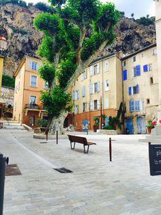 Cotignac, France Cade, Walkway, Paths, Villa, France, Travel, Sidewalk, Pathways, Walkways