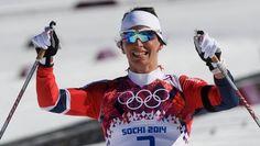 Marit Bjoergen #crosscountry #skiathlon