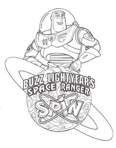 Buzz Lightyear Coloring Pages Space Ranger - Coloring Ideas Free Disney Coloring Pages, Toy Story Coloring Pages, Dog Coloring Page, Printable Coloring Pages, Colouring Pages, Coloring Pages For Kids, Coloring Books, Coloring Sheets, Buzz Lightyear