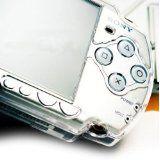 Sony PSP Slim & Lite (PSP2000) - Joytron System Skin Case - Crystal (Video Game)By Sony