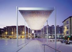 Las Arenas Square by ACXT