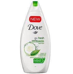 Dove Shower 500ml Go Fresh Touch 8712561611145