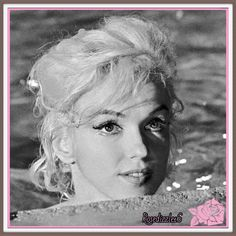 """Marilyn's pool scene in """"Something's Got to Give"""""""