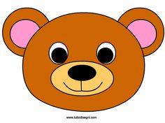 maschera-orso-colorato