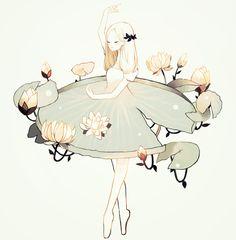 tofuvi - Lilypad Ballet