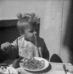 Italian Vintage Photographs ~ #Italy #Italian #vintage #photographs ~ Italia Bambini di tanti anni fa