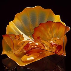 Exhibitions - Dale Chihuly - Recent Works and New Forms - Talley Dunn Gallery