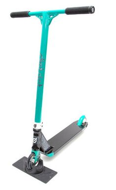 District Custom Limited Edition Complete Pro Scooter Teal/Black