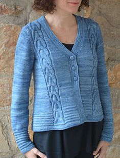 Soho Studio Cardigan by Nancy Eiseman