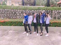 Korean Best Friends, Boy And Girl Best Friends, Boy Or Girl, Ulzzang Couple, Ulzzang Girl, Boy Squad, Girl Friendship, Ulzzang Korea, Cute Korean Girl